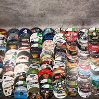 Lot of ~100 Scratched Video Game Discs Playstation 1 2 3 Original Xbox 360 Wii