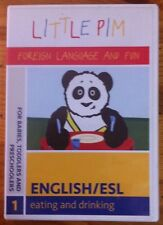Little Pim: English/ESL, Vol. 1 - Eating and Drinking (DVD, 2008)