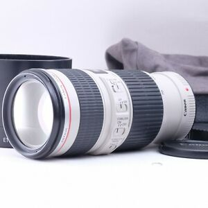 """""""Near Mint"""" Canon EF 70-200mm f/4 L IS USM Lens from Japan S/N295867 FedEx/DHL"""