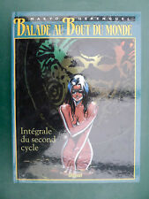 VICOMTE MAKYO Balade au bout du monde intégrale tome 2 1996