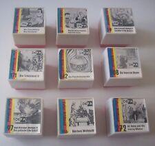 DEFA Color Bildband Rollfilm - verschiedene Varianten