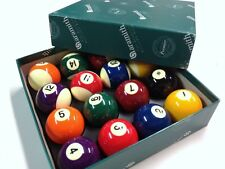 REAL LARGE American style POOL BALLS Aramith Premium 2 & 1/4 inch Aussie Seller