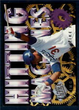 1994 Ultra Hitting Machines #9 Mike Piazza NM-MT Dodgers ID:161147