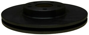 Disc Brake Rotor-Non-Coated Front ACDelco 18A81014A