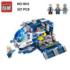 Enlighten Space Adventure Maintenance Vehicle Building Block blocks Toys 1612
