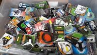 100 MIXED FISHING TACKLE ITEMS -  END GEAR SHOP CLEARANCE - SPECIAL OFFER