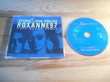 CD POP Sting-Roxanne 97 Puff Daddy Remix (4) canzone MCD A & M Rec Police
