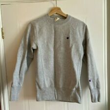 Champion Reverse Weave Warm Up Sweatshirt - Grey XS