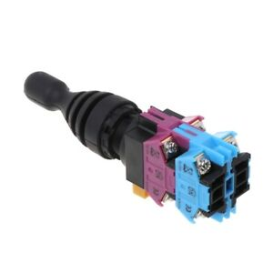 HKL-FW24 4NO 4 Position Momentary Type Monolever Joystick Reset Button Switch