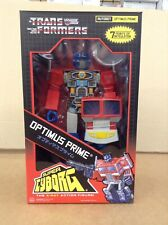 """Optimus Prime 11"""" Autobot Transformers Super Cyborg X-Ray Adult Action Figure"""