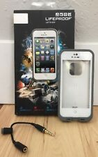 LifeProof Fre iPhone 5 Case,White, OEM, Authentic, Used