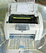 HP Laser Jet 1018 Standard Laser Printer