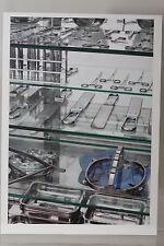 """Ausstellung DAMIEN HIRST /""""Sinner/"""" limitierte Kunst-Postkarte"""