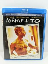 Memento: 10th Anniversary Special Edition (Blu-ray 2011) Guy Pearce