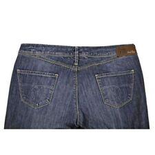 SEALKAY Da Donna Jeans Denim Blu Scuro Stile Sheryl Taglia 31 RRP145 LY29