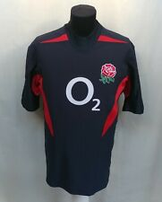 England Rugby Union 2003/2004/2005 Player Issue Away Jersey Nike Shirt Size Xl
