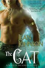 The Cat (The Sons of Destiny, Book 5) - VeryGood - Johnson, Jean - Paperback