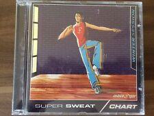 Super sweat Chart-Mix Winter Session, 139  - 144 BPM, move ya Cd