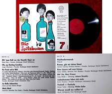 LP Die Spitzbuam 7 incl Beatles Parodie (Amadeo AVRS 9152) A 1964