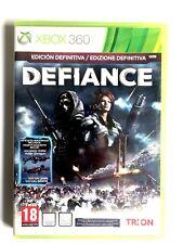 Defiance Xbox 360 Nuevo Precintado Videogame Retro Sealed Brand New PAL/SPA
