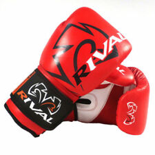 Rival Boxing Red Boxing Gloves