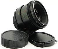 NEW MMZ-LOMO HELIOS 44-2 58mm f/2 Lens + Adapt. E-Mount Sony A 7 9 Camera