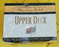 1994 Upper Deck SP Baseball Unopened Factory Sealed Unopened Box Alex Rodriguez?
