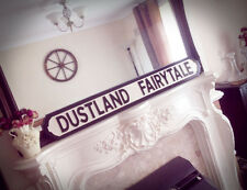 The Killers Inspired Dustland Fairytale Street Sign Day and Age Brandon Flowers