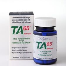 TA 65 MD 100 Unit 30 capsules - UK supplied Free postage and packing