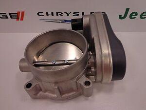 05-13 Chrysler Dodge Jeep Ram New Throttle Body Assembly TBI with TPS Sensor