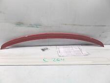 OEM SPOILER MITSUBISHI LANCER NEW WING 08-16 LIP RALLY RED P26 NICE