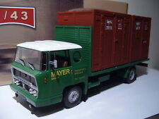 Camion Truck Bernard 19-DA (1961)  Altaya 1/43