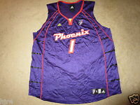 Phoenix Mercury #1 WNBA Basketball Adidas Jersey womens XL