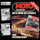MOTO JOURNAL N°401 KAWASAKI Z2R BULTACO PURSANG ELEPHANTS ELEFANTTENTREFFEN 1979
