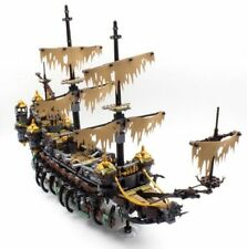 Lego 71042 Pirates of the Caribbean  No Minifigures  Silent Mary Ghost ship only