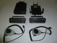 Motorola Mcs2000 110 Watt 146-174 Mhz Vhf Remote Head Two Way Radio M01Klm9Pw6An