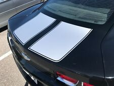 Trunk Stripes Decals For Chevrolet Camaro SS Chevy Stickers Vinyl Graphics Sport