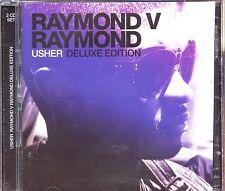 Usher / Raymond V Raymond - Deluxe Edition - 2CD - MINT