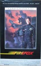 Clint Eastwood in FIREFOX - Rolled (not folded) - Original 27 x 40 movie poster