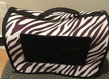 """Life's Fur-Tas-Tic! PET CARRIER-Vented, Fully Opens, Up To 10 Lbs, 13x8.5x8.5"""""""