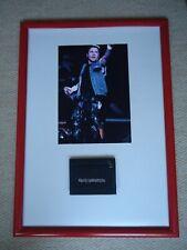 More details for iron maiden credit card holder original rare+iron maiden photo gig image 2 gems