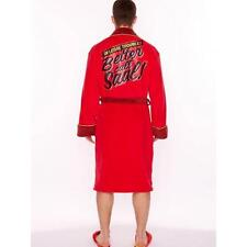 Better Call Saul Adult Bathrobe Dressing Gown Red Boxing Fleece Winter