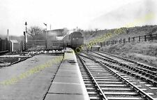 Pinxton Railway Station Photo. Pye Hill & Somercotes Line. GNR. (1)