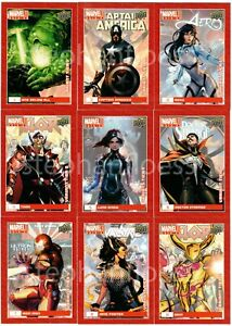 2019-20 Marvel Annual Variant Cover Tier 1 2 3 or 4 You Pick Finish Your Set