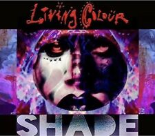 LIVING COLOUR - SHADE  - CD Digipak - NEW & Sealed