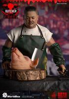 Presale 1:6 World Box Downtown Union Butcher AT033 Action Figure Collectible