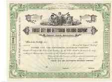 Forest City and Gettysburg Railroad Company