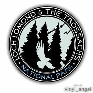 2x LOCH LOMOND & THE TROSSACHS NATIONAL PARK Car Vinyl Sticker Waterproof #2368