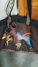 Laurel Burch Horse Weekend/ Holdall/ Large Bag Bnwt