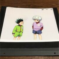 HUNTER × HUNTER Gon Killua Cel Picture Anime Art Comic